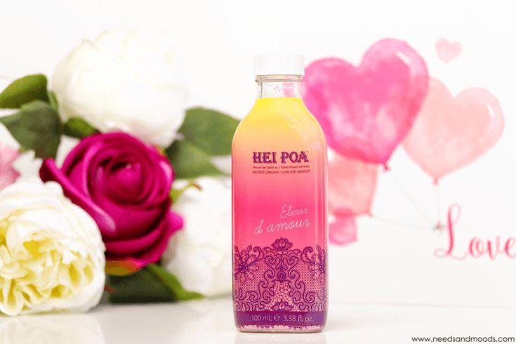 Sur mon blog beauté, Needs and Moods, je vous propose une revue Spéciale St Valentin au sujet du monoï Umuhei Elixir d'Amour d'Hei Poa! ☺  http://www.needsandmoods.com/hei-poa-umuhei/  #heipoa #monoï #polynésie #umuhei #ElixirDAmour #beauté #beauty #cosmétique #tiare #blog #blogger #blogueuse #BlogBeauté #BeautyBlog #BlogueuseBeauté #BeautyBlogger @1001pharmacies #1001pharmacies
