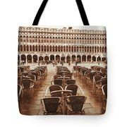 Cafe Florian.Venice Tote Bag #MarinaUsmanskayaFineArtPhotography, Venice, San Marco,Art Prints,Art for home, Fine Art Prints
