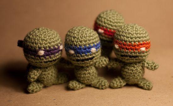 Ninja Turtles !
