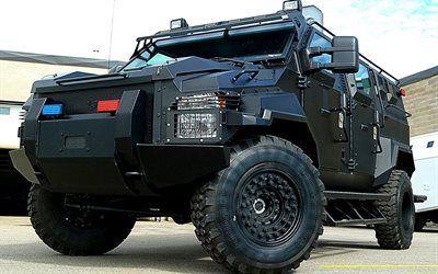 Scarica sfondi kraz spartan, blindati della polizia e camion, ucraina, auto blindata, kraz, forze speciali