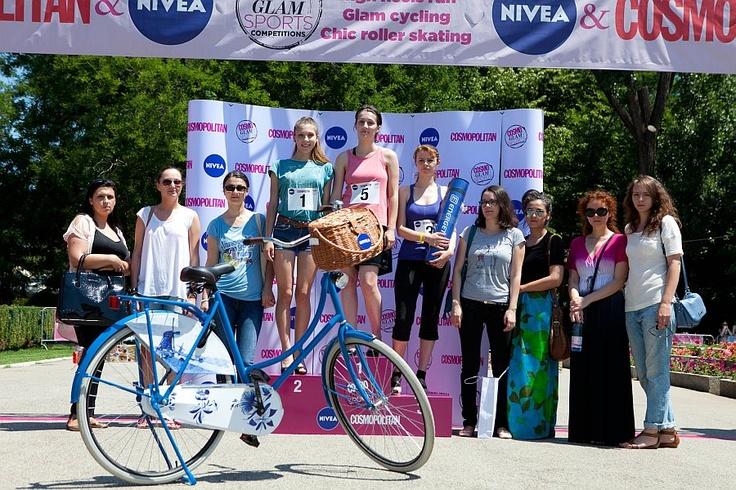 Cosmopolitan & Nivea Event, June 2012