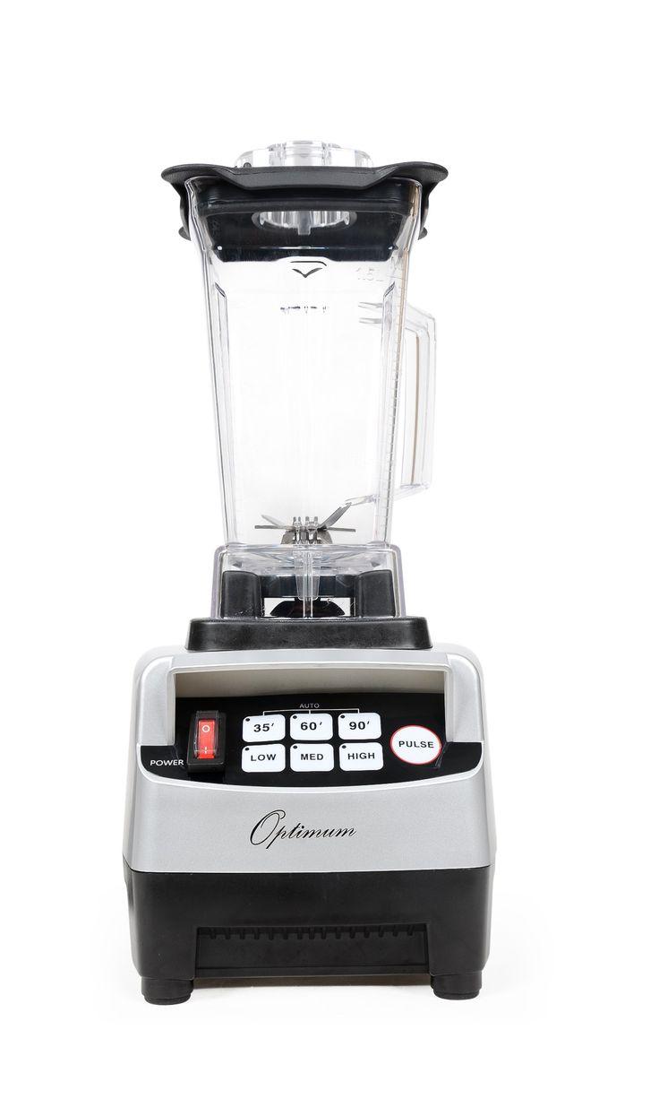 OPTIMUM 8200 - Cenově dostupný vysokorychlostní mixér - Froothie Česká republika