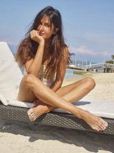 Katrina Kaif Instagram Debut by Sharing Hot Bikini Photo
