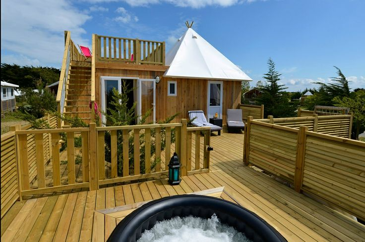 #noirmoutier#glamping#camping#luxury#holidays  http://youtu.be/E9JdYvo6FFo
