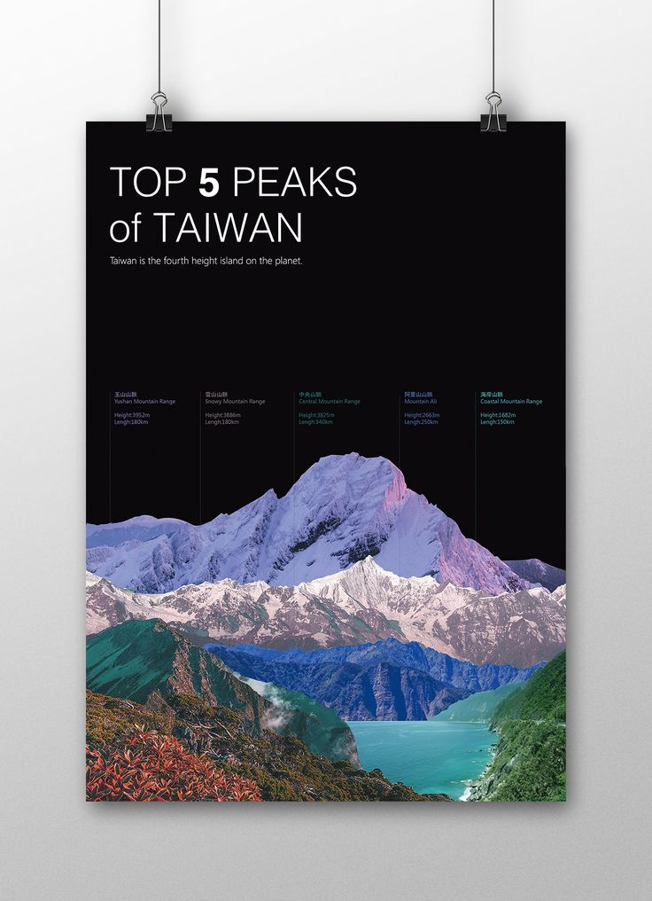 "查看我的 @Behance 项目:""Top 5 Peaks of Taiwan""https://www.behance.net/gallery/40812735/Top-5-Peaks-of-Taiwan"