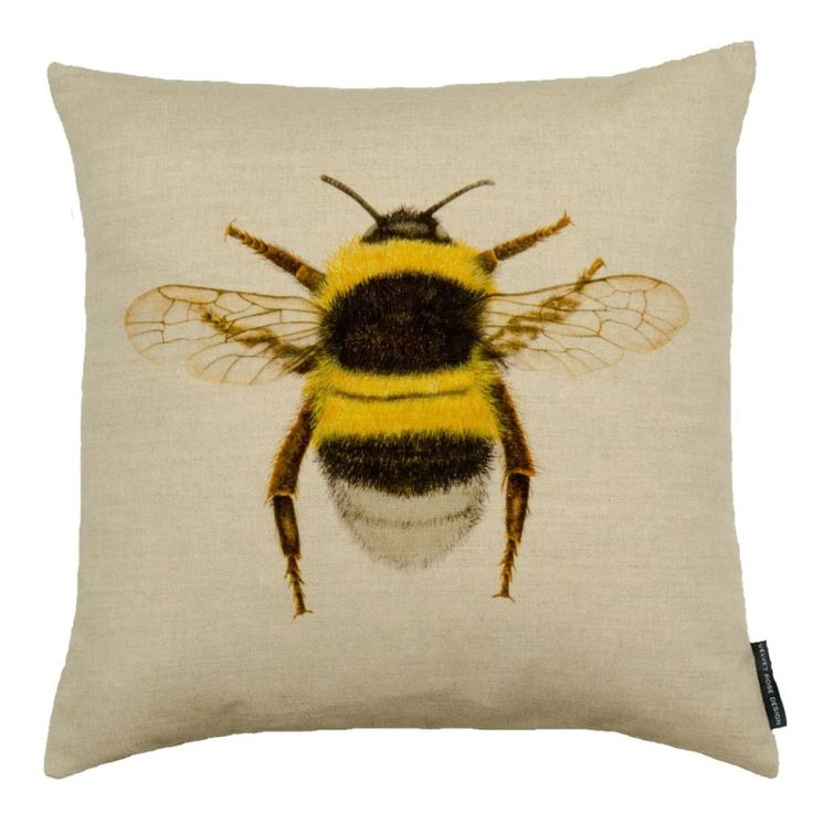 #bumblebee #bee #insect #cushion #garden #nature