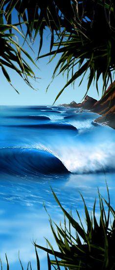 DREAMING OF SUMMER !!!                                     Hawaii