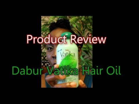 149 * Product Review Dabur Vatika Hair Oil