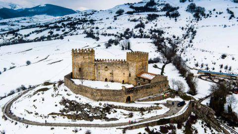 Castillo de Argueso, Cantabria - Spain