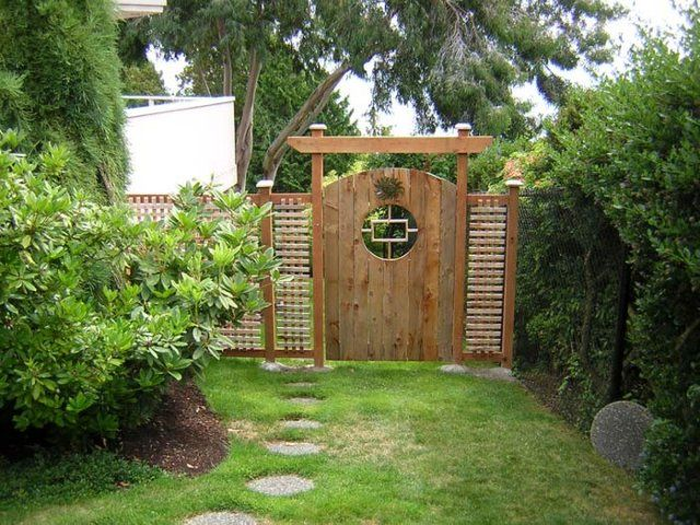 23 best images about japanese garden gate ideas on for Japanese garden gate