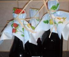 Rezept Schwarzer Johannisbeersirup von veromatt - Rezept der Kategorie Getränke