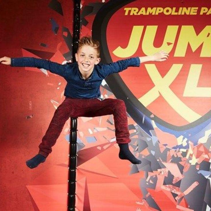 Het grootste en meest spectaculaire indoor trampolinecentrum van Nederland - Jump XL Waalwijk