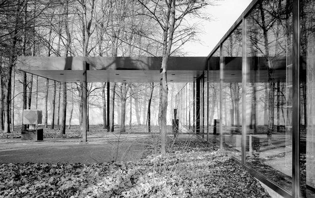 Kroller Muller Museum by Wim Quist   Photo by Kim Zwarts