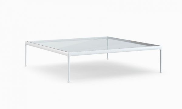 1966 Collection 60 Inch Square Coffee Table