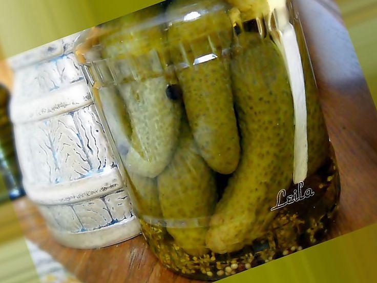 Castraveti conservati la rece | Retete Culinare - Bucataresele Vesele