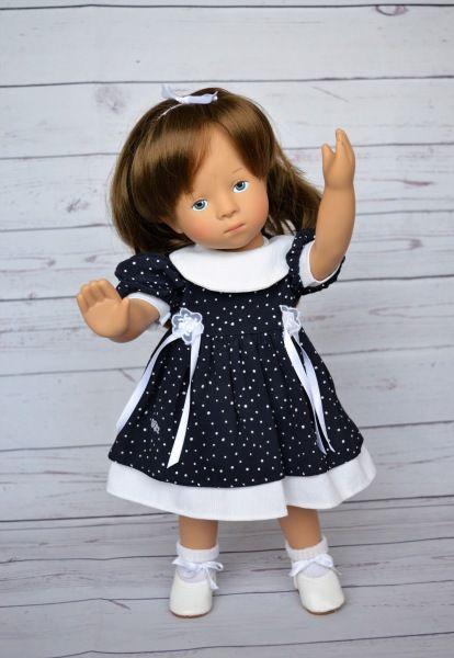 Хорошая девочка Фанечка Fanouche Sylvia Natterer Gotz / Sylvia Natterer, Сильвия Наттерер. Коллекционно-игровые куклы / Бэйбики. Куклы фото. Одежда для кукол