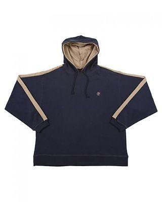 Timberland Hoodie MENS  Mens Hoodies & Sweats 06846 Navy Blue-Grey SZ-2XL