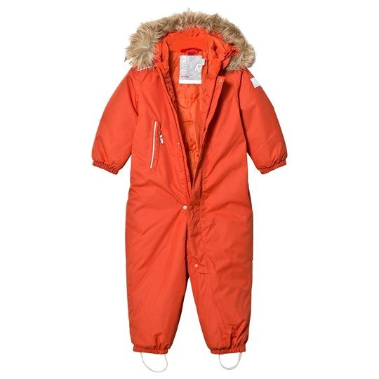 Reima Reimatec® Gotland Snowsuit Foxy Orange Foxy Orange - 3