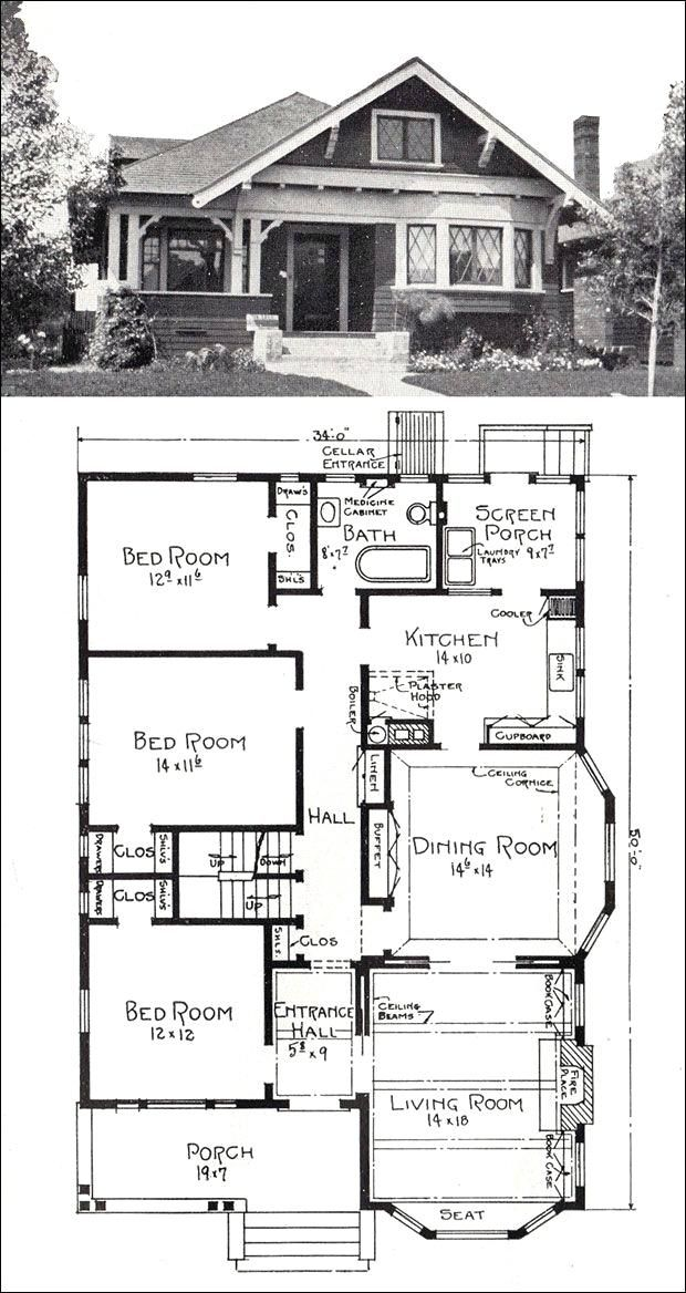 New Small Bungalow Floor Plans And Coastal Bungalow House Plans Unique Floor Plan Designs Small B Bungalow Floor Plans Bungalow House Plans Vintage House Plans
