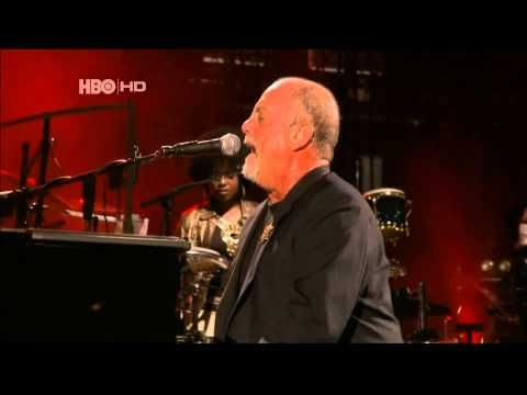 """Billy Joel - My Life - Live HD - At Shea - (2008) - """"My Life"""" was used as the theme song for the ABC television series Bosom Buddies (1980–82); however due to licensing issues it does not appear on the VHS and DVD releases of the series, nor is it used in the show's syndicated airings; in both cases, it is replaced by a vocal version of the show's closing instrumental theme, """"Shake Me Loose"""", sung by Stephanie Mills."""