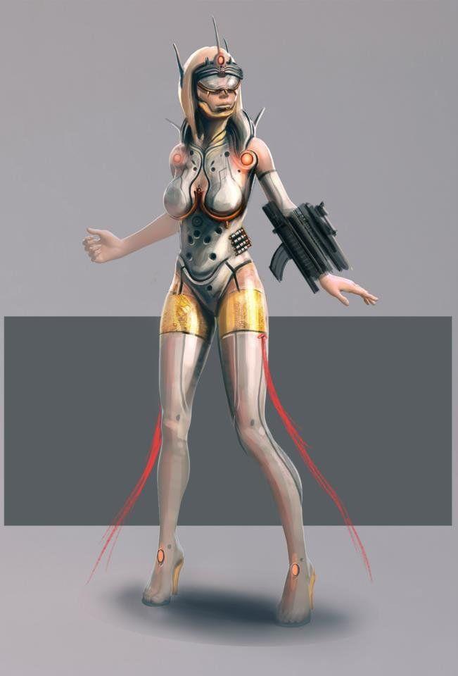 Cyborg Girl, Simone Lagonigro on ArtStation at https://www.artstation.com/artwork/cyborg-girl-7bfbc14c-3d53-4a71-872c-e62f31a8f5d4