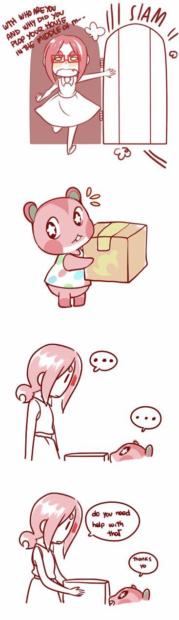 Animal Crossing.