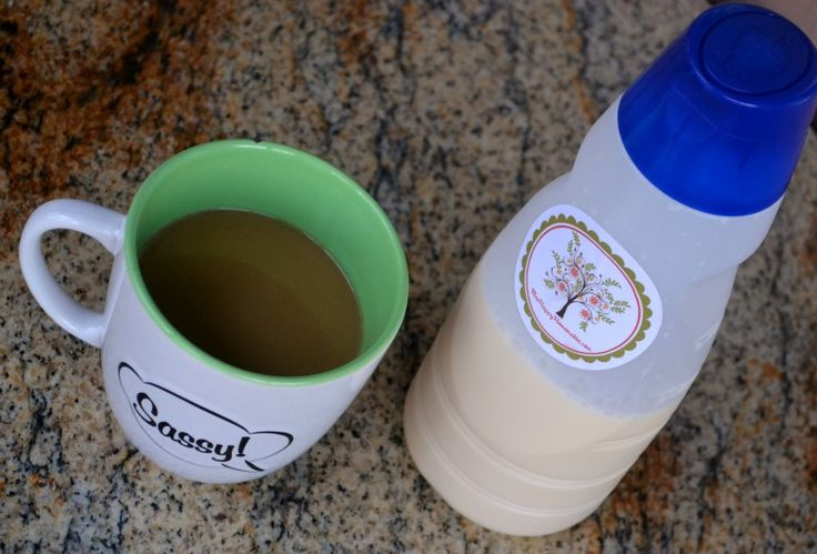 Homemade Coffee Creamer - over 2 dozen flavor possibilities!