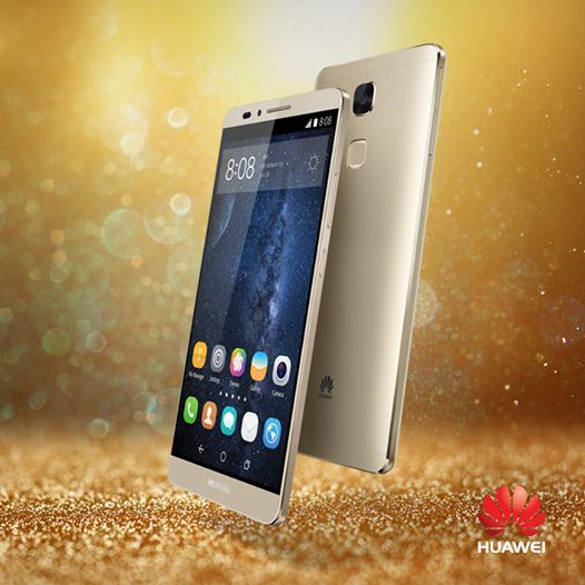 Introducing the 6 inch Huawei Ascend Mate7 @ IFA Berlin 2014