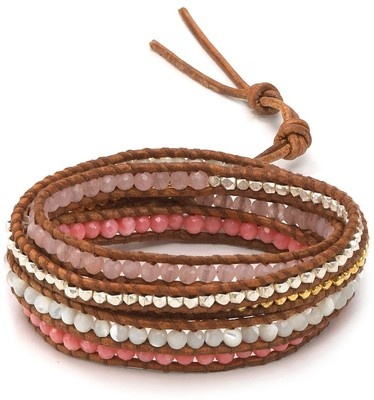 220$ Chan luu bracelet can be easily done for 15$, all you need is a whole lot of patience.. Must try!