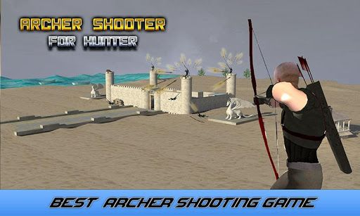 Enjoy one of the best 3D archery gamesand become a master arrow shooter fort hunter. Archer arrow shooter in one of the paramount archery games of hunting games category to experience the fierce warrior arrow bow ancient style battle.ARCHER SHOOTER: FORT HUNTERhas incredible fortconquer combat missions that you need to complete for becoming an ultimate savior warrior,a dream for hunting games players.Archer warrior fort conquer action is a challenging medieval archer shooting game where y...