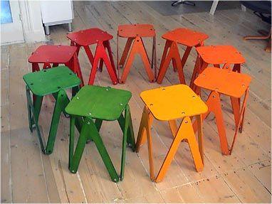 Gerrit van Bakel - designed for mass production. Easy materials. Affordable.