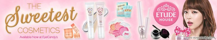 Etude House cosmetics, Etude House makeup, Korean makeup, Korean cosmetics, beauty products, Etude, buy Etude House online, shop Etude House