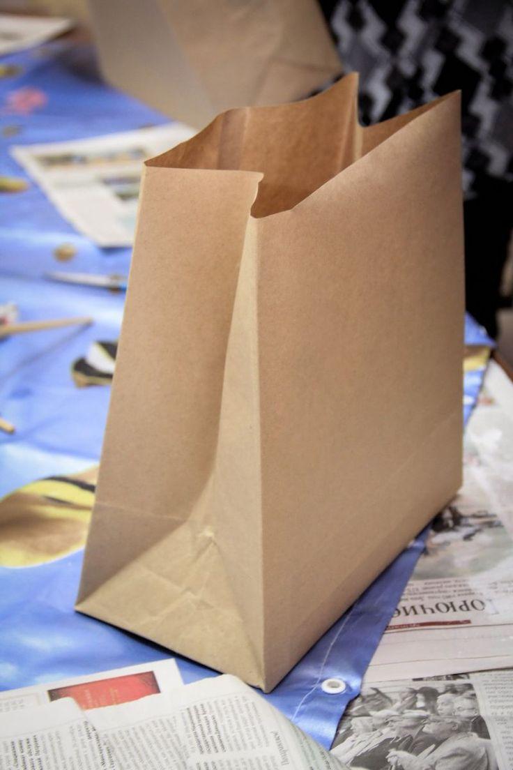 Мастер-класс: подарочные пакеты — оригами и декупаж