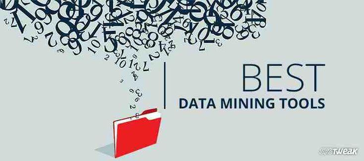 Top 6 Best Open Source Data Mining Tools