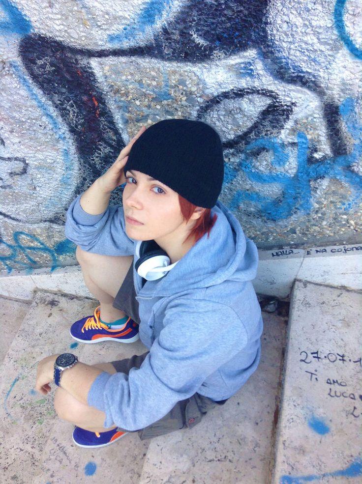 Yata Misaki Cosplay Memories of red by nyanrnia