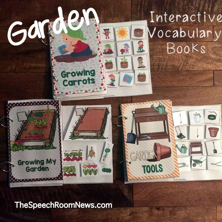 Articulation Garden: Interactive Sensory Tub Activity - Speech Room News