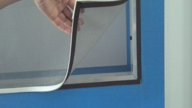 M s de 1000 ideas sobre mosquitero en pinterest cama con for Mosquiteros de aluminio
