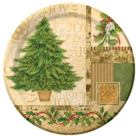 Elegant plastic dinnerware that looks like real china. Paper plates and napkins for any holiday or occasion.  sc 1 st  Pinterest & 53 best Christmas Party Table Supplies images on Pinterest ...