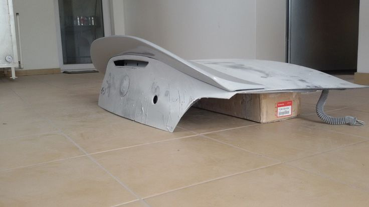 BMW Z4 E85 DUCKTAIL LOOK REAR BOOT SPOILER / DRIFT / RACE / JDM | eBay