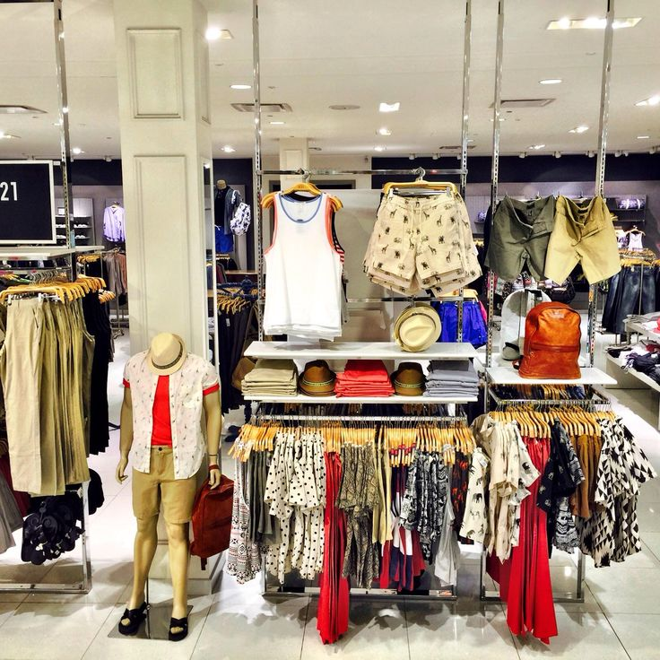 Another important aspect of visual merchandising that affects in-store sales, is the fixture and fittings. A level of elevation up or down in your fixture and fittings will create a bad effect on your sales .