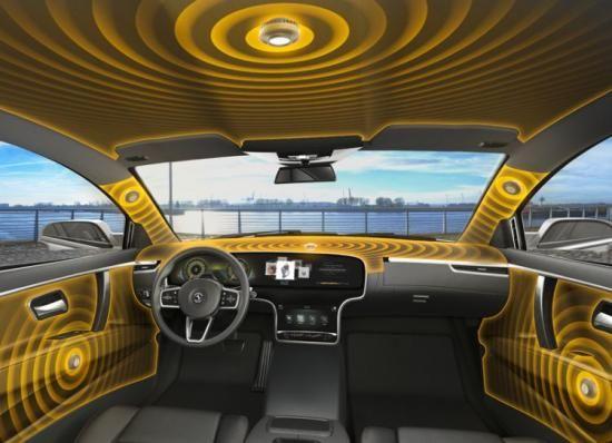 Speakerloze audio in je wagen: zo werkt het