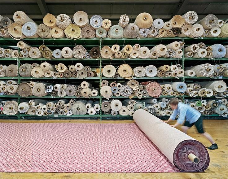 Cut order room, Langhorne Carpet, Penndel, PA: Order Room, Payne S Photography, Payne Photography, Christopher Payne, Payne Photographe, Art, Carpet, Payne Textiles, Environmental Photography