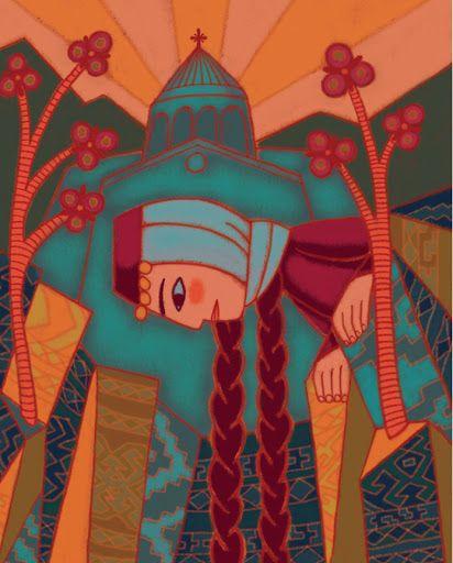 Leyenda 11 de las 100 de Ararat. La leyenda del Monasterio de la Lanza | Soy Armenio