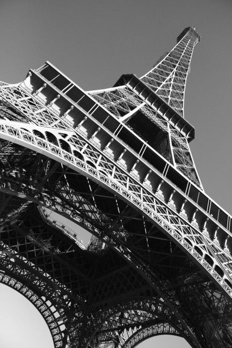 Eiffel Tower by Sarah Jayne Ebsworth | onemillionphotographers