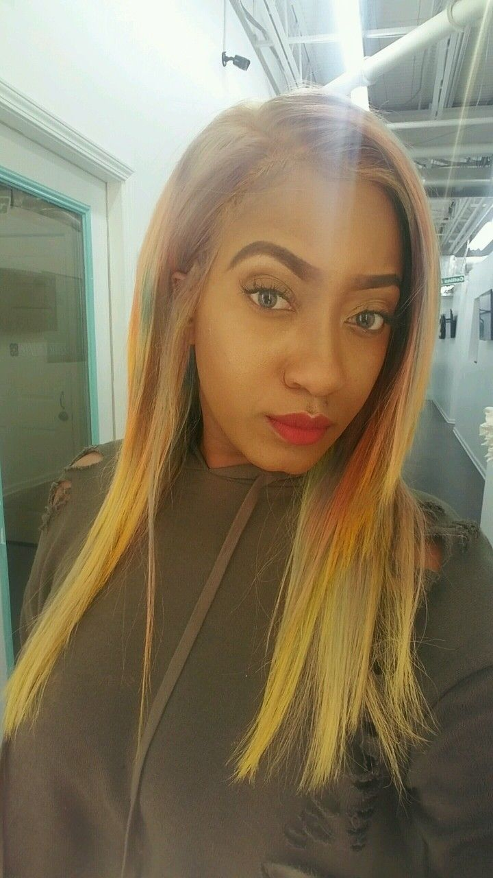 8 best lace frontal sew in images on pinterest hair style hair custom glueless lace frontal wig colored and installed by cyre marie hair provided by www pmusecretfo Image collections