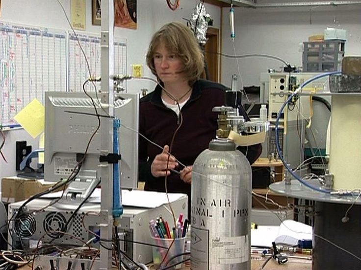 VIDEO. Atmospheric chemist Dr Katja Riedel from NIWA explains how she became an atmospheric chemist and why she is so enthusiastic about her adventurous career.