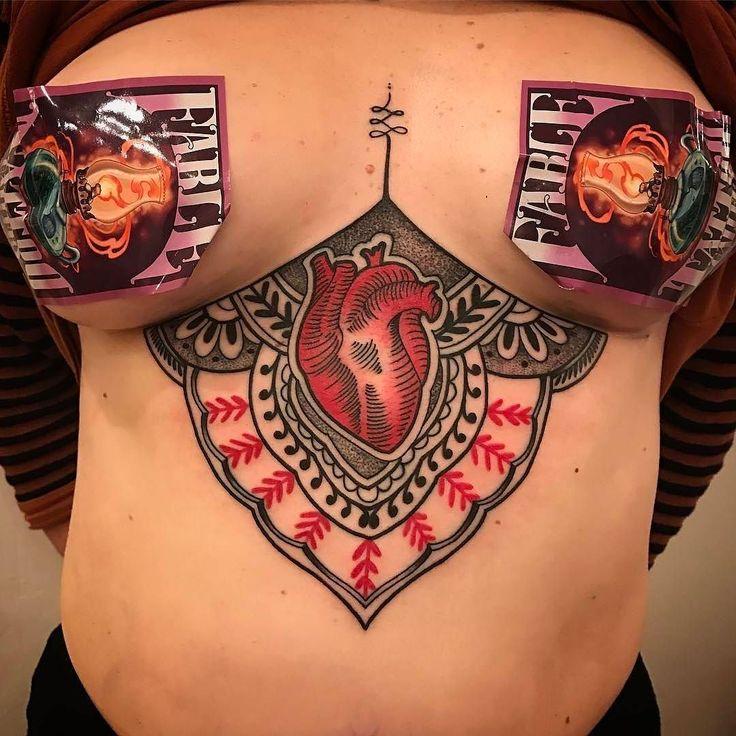 1156 besten heart tattoos bilder auf pinterest tatting for Tattoos richmond va