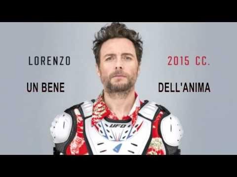 VIDEO DELLA SETTIMANA - JOVANOTTI - Un Bene Dell'Anima 2015 - CheLaVitaContinua