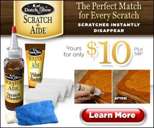 Scratch Aide Wood Scratch Remover And Mender