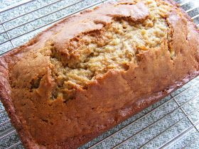 The Adventures of Kitchen Girl: Peanut Butter Banana Bread